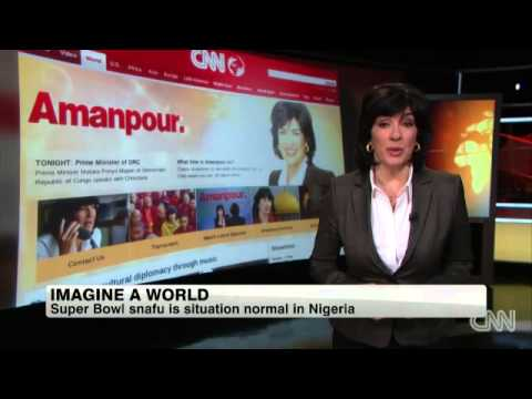 Power Failure: CNN's Christiane Amanpour exposes Nigeria's President Jonathan on Power -IndepthAfrica