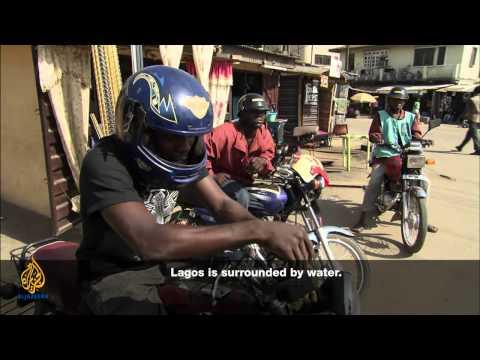 Aljazeera Witnessess  Lagos in Sad Expose of Island Life