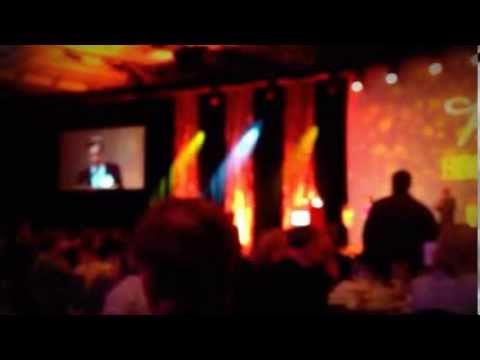 Stall Talk founder, Matt Tunstall, wins Young Entrepreneur Award by Knoxville Chamber of Commerce