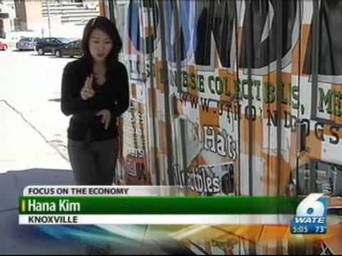 Channel 6 (WATE) News Interview with Matt Tunstall, Founder & CEO of Stall Talk, Inc.