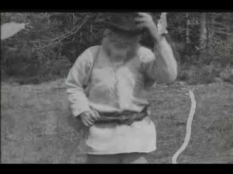 Carelian wedding (1921) - part 1