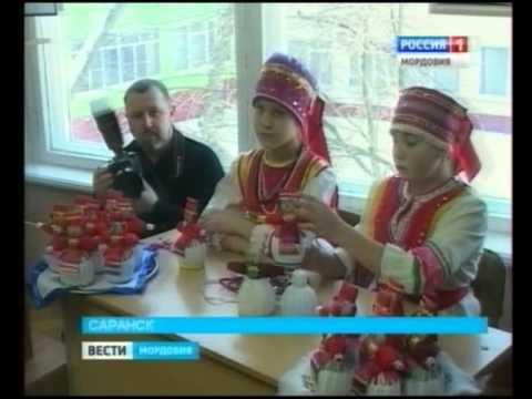 В 26 лицее Саранска открылся мордовский культурный центр
