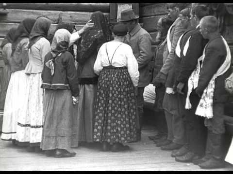 Häiden vietto Karjalan runomailla [aka Wedding in Poetic Karjala] (1921)