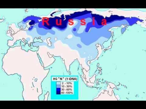 Русские - это угро-финны