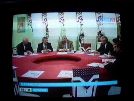 Соглашение о сотрудничестве Минкультуры Мордовии и Ульяновской обл