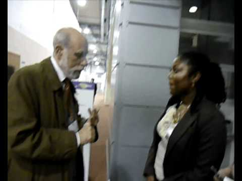 Interview with Vinton Cerf at IGF 2010 (Part 1)