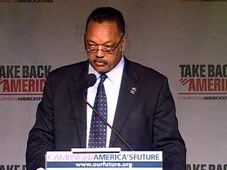 The Lessons of King and the Civil Rights Movement - Take Back America 2008 - 1:23:33 - Mar 18, 2008