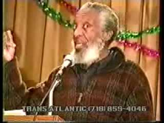 Dick Gregory and Steve Cokely - Murder of MLK Part 01 - 1:59:51  - Nov 13, 2008