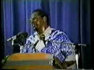Dr. Amos Wilson - Black Power Or White Oppression - 2:05:24  - Nov 11, 2008  (8 Ratings)  Rate:  Lecture on the roots of Afrocentricity. http://consciousb-boy.blogspot.com