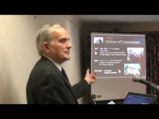 Bob Schulz on the US Constitution Part 5 of 9 - 30:26  - Apr 5, 2008