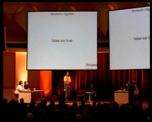 22C3: Hacker Jeopardy / The one and only hacker quizshow