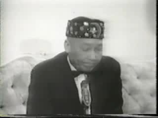 Extra unaired footage of The Honorable Elijah Muhammad on Violet Drive part 1 1:59:42