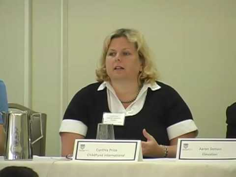 Strategic Leadership and Social Media for Social Good: Case Studies and Best Ideas Panel (part 1)