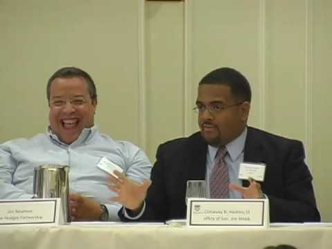 Strategic Leadership and Social Media for Social Good: Case Studies and Best Ideas Panel (part 2)