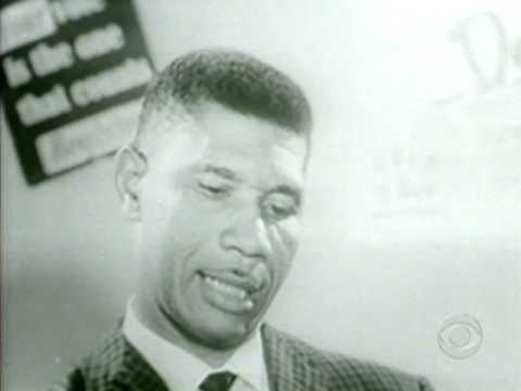 As Barack Obama becomes the first African American U.S. President, CBS News' Harold Dow highlights the life of Medgar Evers