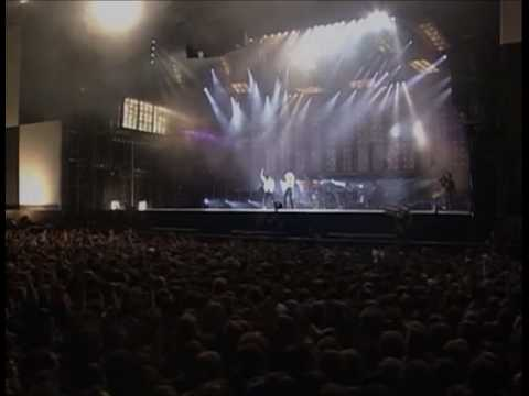 Michael Jackson - Black or White (Live in Bucharest 1992)