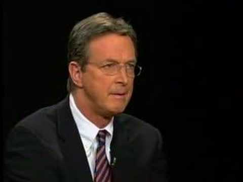 Charlie Rose - An hour with Michael Crichton