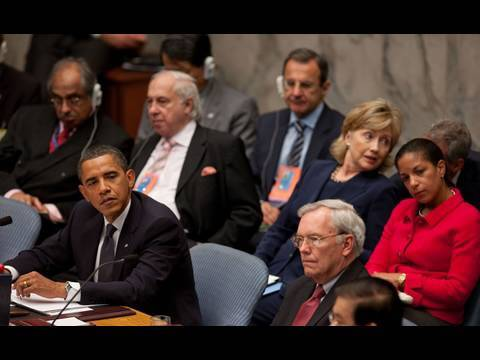 President Obama at UN Security Council Summit on Nuclear Non-Proliferation and Nuclear Disarmament