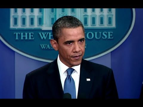 President Obama's News Conference on Deficit Reduction