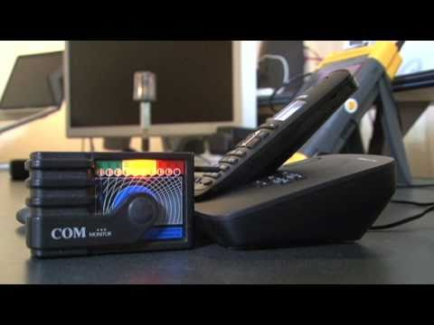 Microwave radiation dangers in your home -