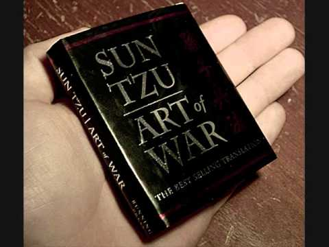 The Art of War - Sunzi - Sun Tzu - Sun Wu - Military Strategy - Free Full Audiobook