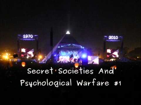 William Cooper  - Secret Societies And Psychological Warfare #1