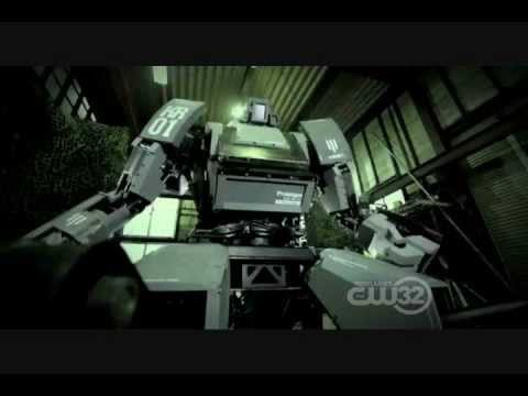 The Rise of the DARPA machines