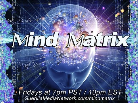 Mind Matrix with Amy Anderson