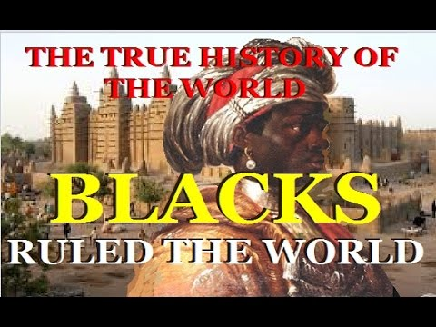 BLACKS RULED THE MIDDLE AGES - HUGE CONSPIRACY