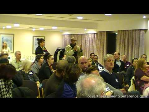 Covert Harassment Conference, Brussels, 20th November 2014, final panel session