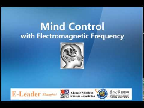 Mind Control with Electromagnetic Frequency