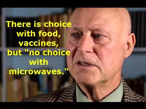 Barrie Trower On 5G Microwaves ; There is No safe Place, No Where To Go