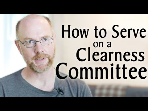 How to Serve on a Quaker Clearness Committee