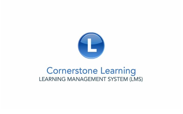 Cornerstone Learning Management System Demo