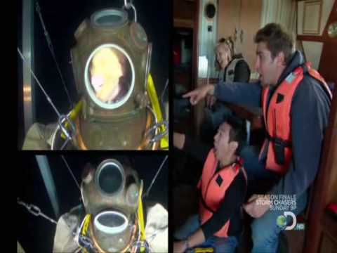 Mythbusters - Compresed Diver *Gory*