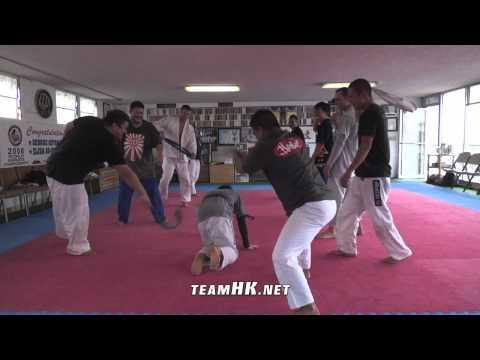 Relson Gracie Jiu-Jitsu Team HK: Jeff Tamaye's Purple Belt Promotion