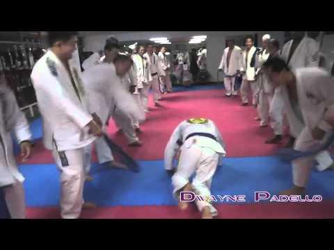 Relson Gracie Jiu-Jitsu Team HK: Dwanye & Mel's Purple Belt Promotions