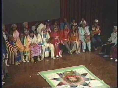 Introduction~Four World's Elder's Council, August 15, 1992
