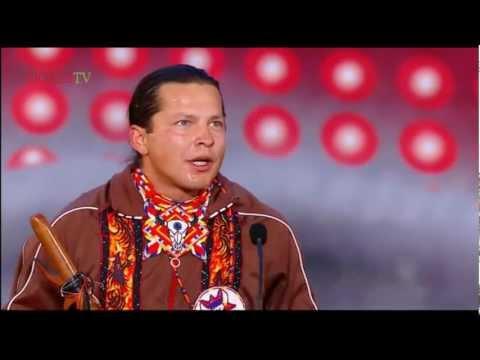 Canada's Got Talent- Dallas Arcand