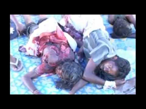 Tamil Genocide in Sri Lanka - Adult Only!