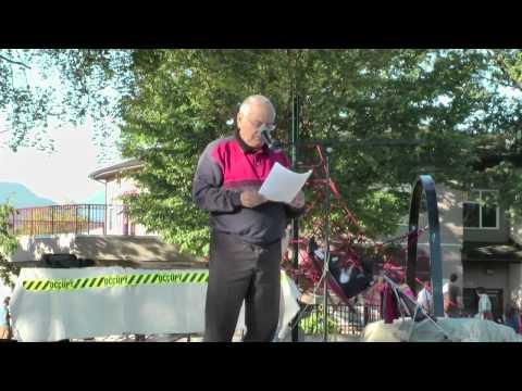 #S15 OWS Solidarity Gathering: Dakota & Chickasaw Brother Phil Lane Jr.
