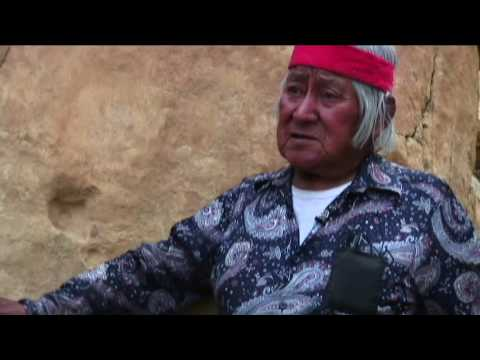 Hopi Grandfather Martin Gashweseoma and Mexikas