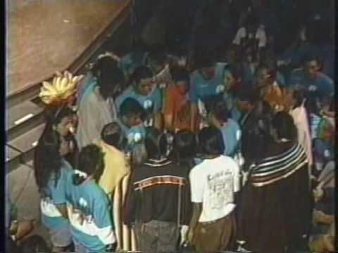 Elder's Traditional Headdress Ceremony