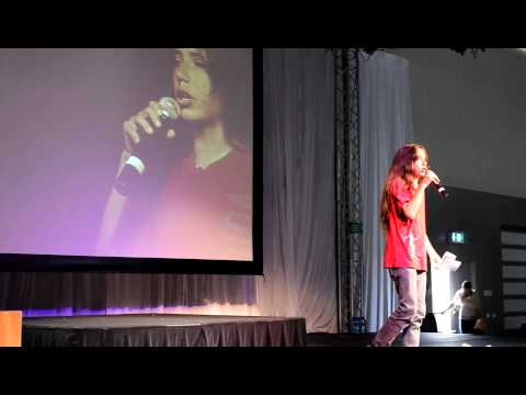 """""""The Hope Is In Our Hands"""" Opening of Xiuhtezcatl's Keynote Australia"""