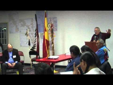 Protect the Sacred - Prophecies Past & Present Chief Phil Lane Jr., Four Worlds Int'l Institute