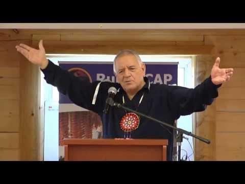 2013 Alaska Rural Providers Keynote Speaker: Chief Phil Lane Jr.