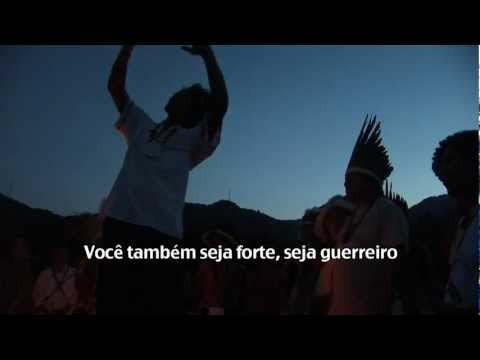 "Indigenous Message to Humanity Delivered at ""Lighting of Sacred Fire Ceremony""at Rio+20"
