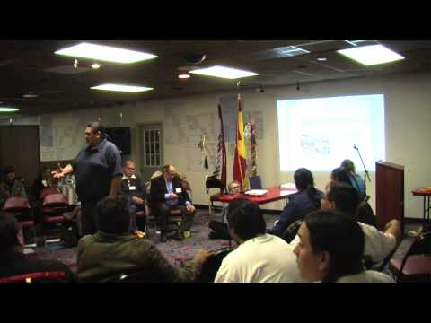 Protect the Sacred - Chief Rueben George Update on the Canadian Tar Sands Projects