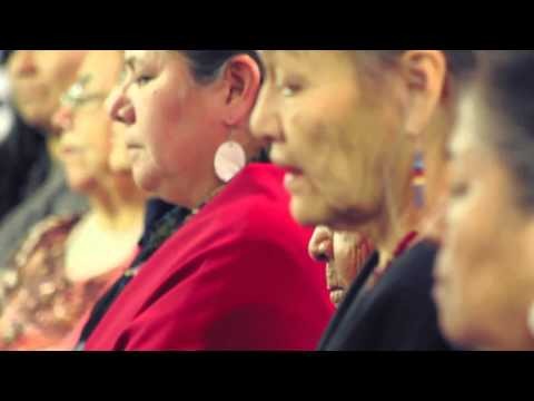 International Treaty to Protect the Sacred from Tar Sands Projects Signing Ceremony