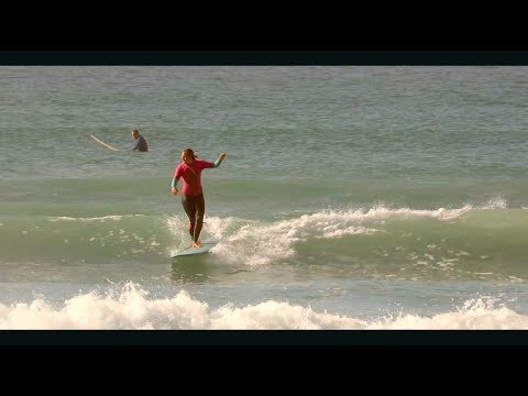 Surfing Muizenberg WP Longboarding South Africa